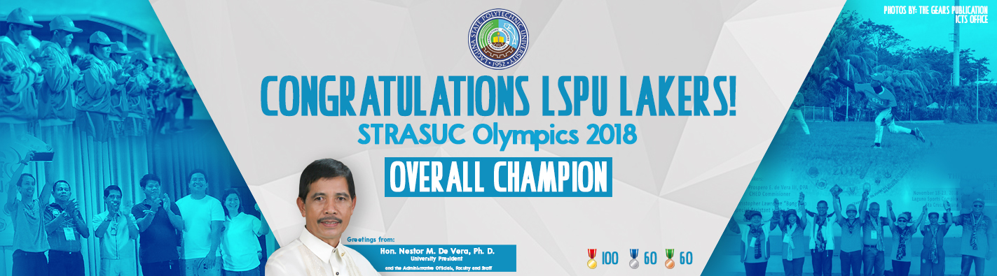 Congratulations LSPU Lakers 2018
